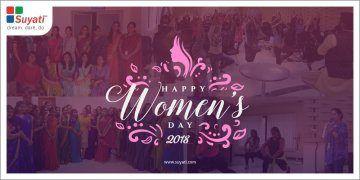Women's Day at Suyati