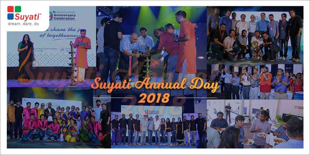 Annual Day Gala: A Day of Festivities for Suyati!