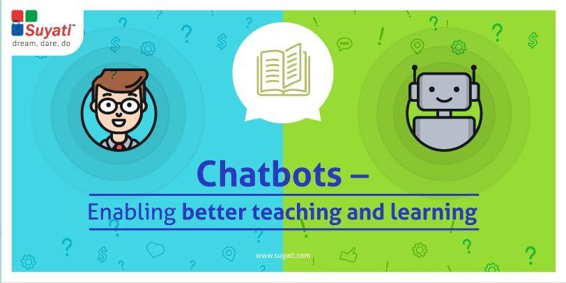 How chatbots can revolutionize the education field