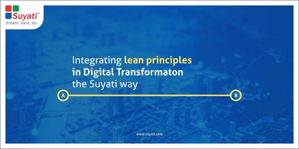Integrating Lean Principles In Digital Transformation