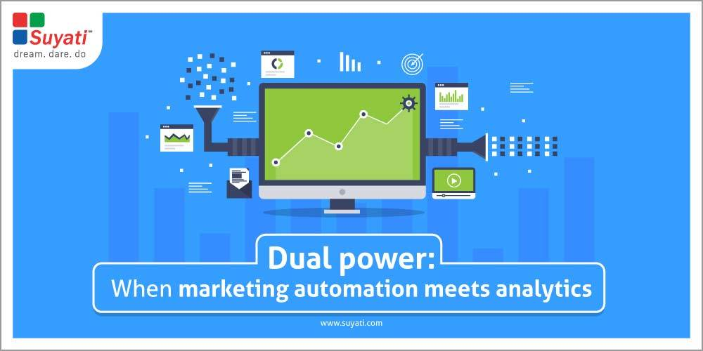 What's better than marketing automation? Marketing automation with analytics!