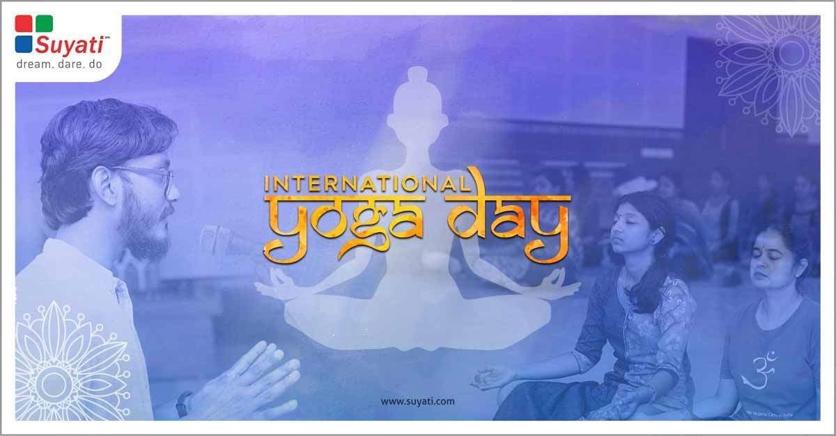 Team Suyati Celebrates International Yoga Day