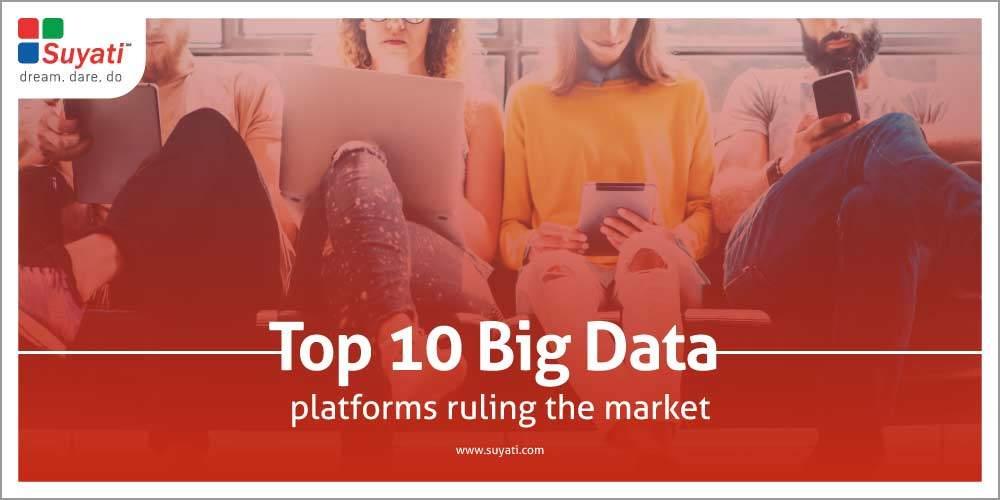 Rundown of the Most Popular Big Data Platforms