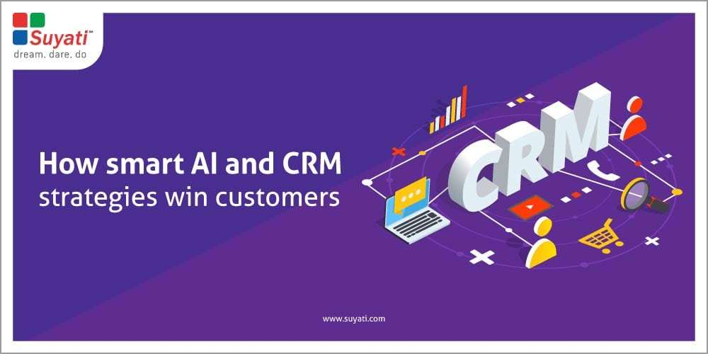 Integrate AI with CRM to keep customers delighted