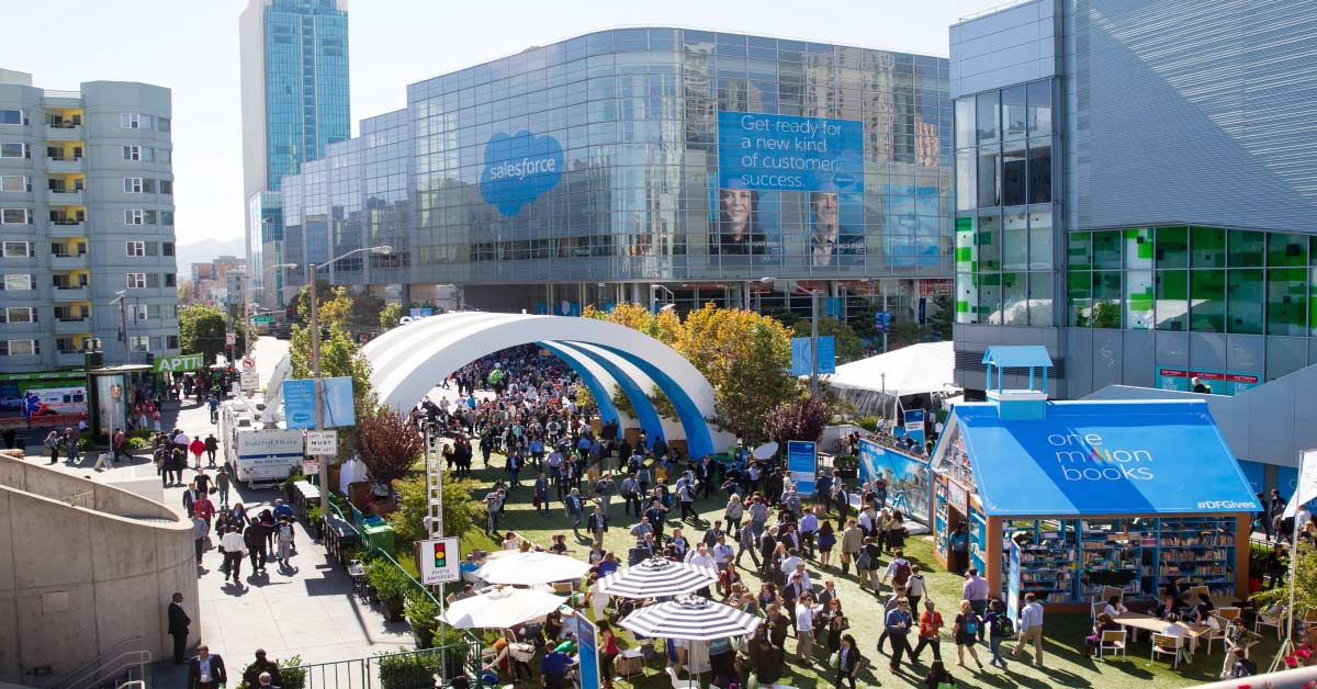 Suyati at Dreamforce '18: Powered by connected insights