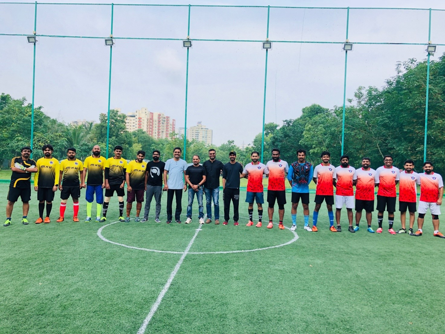 Pride, Passion and Victory for Team FC Vinod in Suyati Futsal League 2019