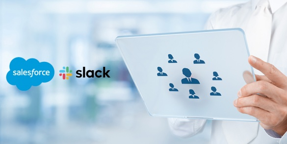 How Salesforce-Slack Acquisition can benefit your Salesforce CRM