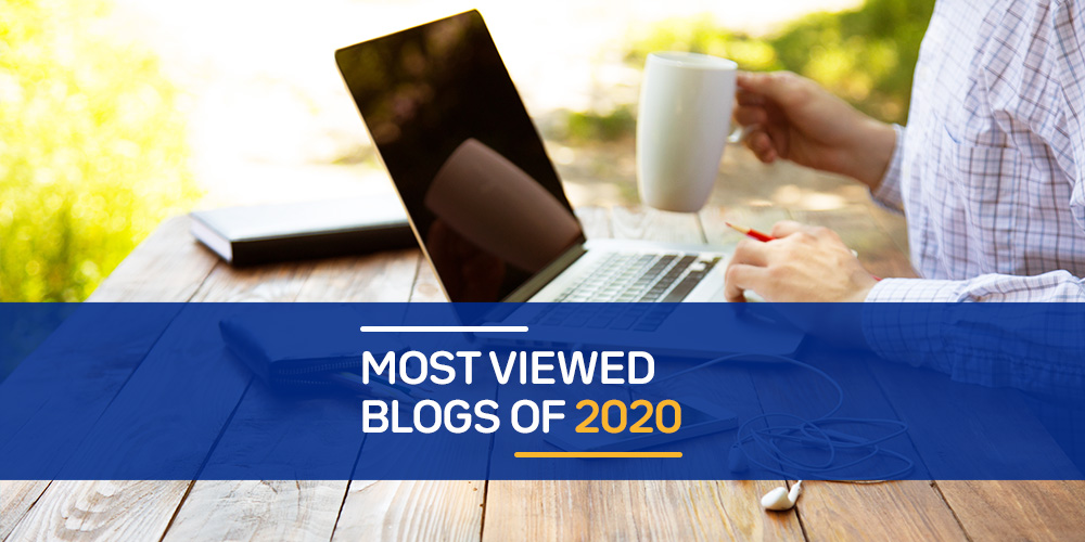 Most Viewed Blogs of 2020