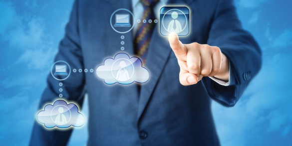 Cloud management outsourcing