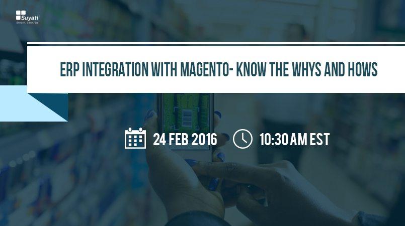 ERP Magento Integration
