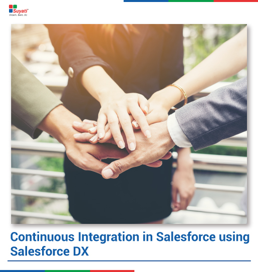 Continuous Integration in Salesforce using Salesforce DX