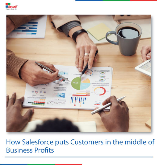 How Salesforce puts Customers in the middle of Business Profits